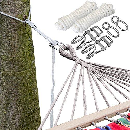 XXL Befestigung für Hängematte an Bäumen