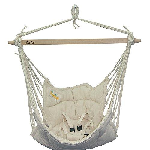 Bella Chica Natura Luxuriöse Baby Hängematte