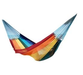 MacaMex Hängemattengestell, Mexikanische Netzhängematte